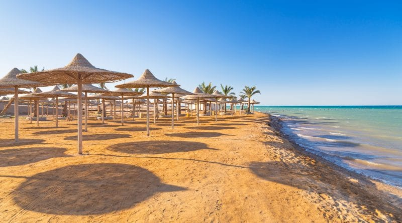 Toeristen neergestoken in resort Hurghada