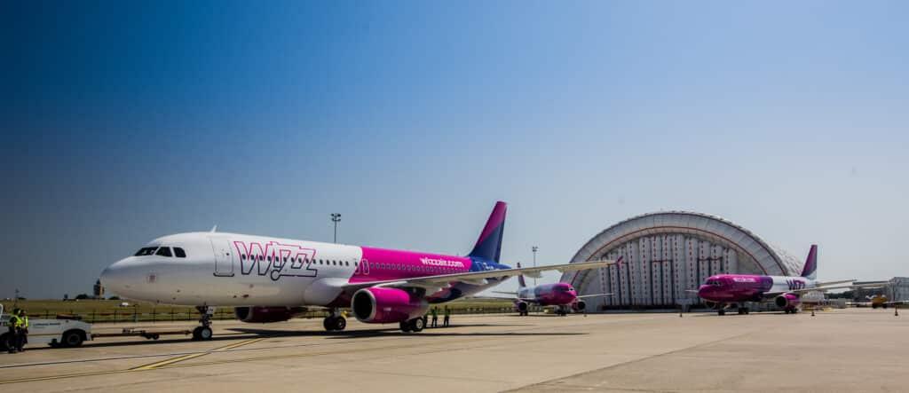 Wizz Air nieuw van Eindhoven naar Varna