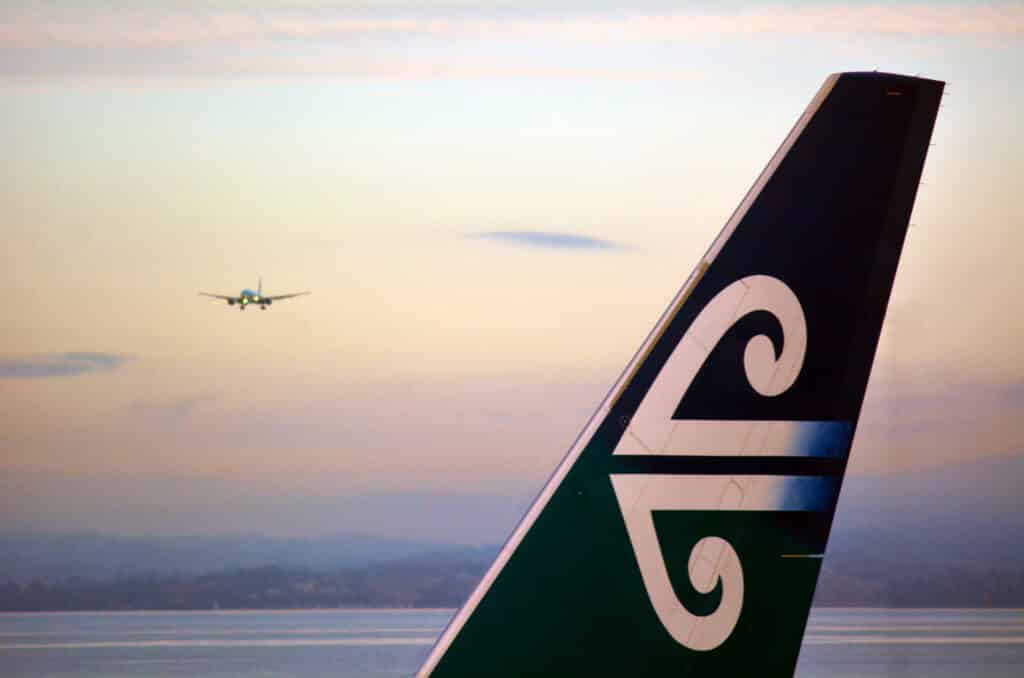 Video: Air New Zealand scoort opnieuw