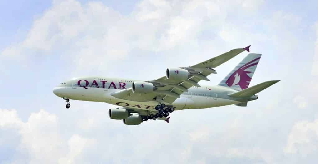 Qatar Airways viert awards met aanbieding