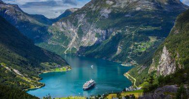 Noorwegen wil van vervuilende cruiseschepen af