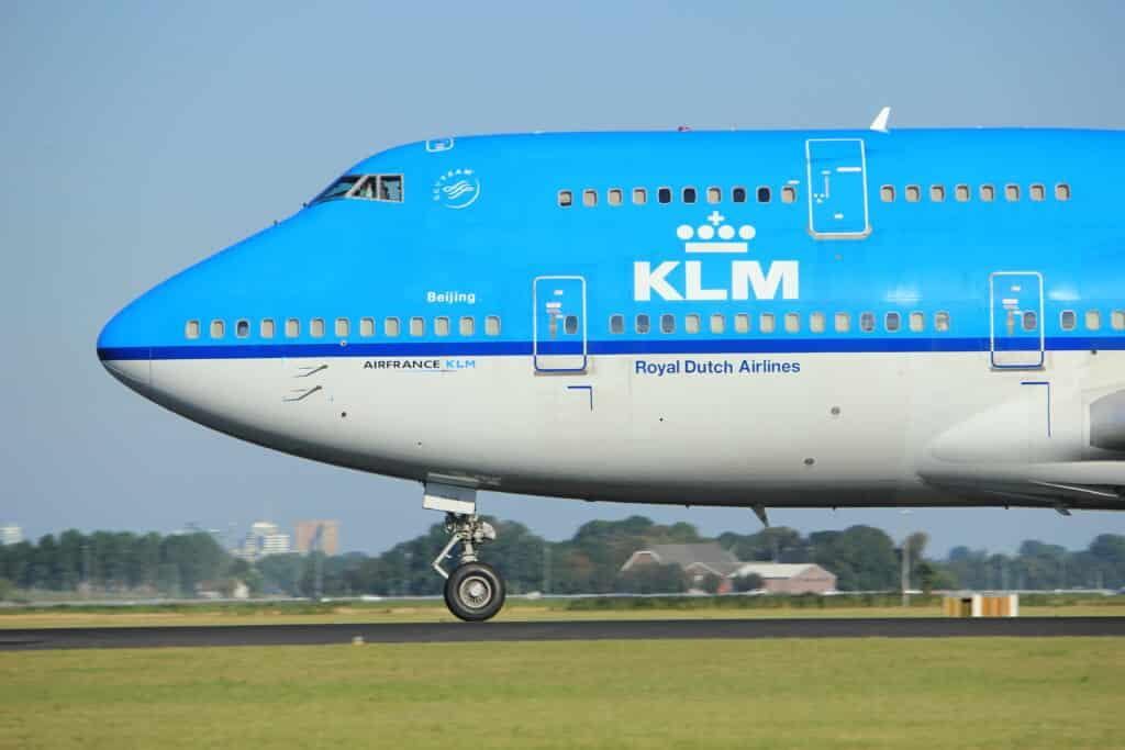 KLM lanceert Schiphol-app