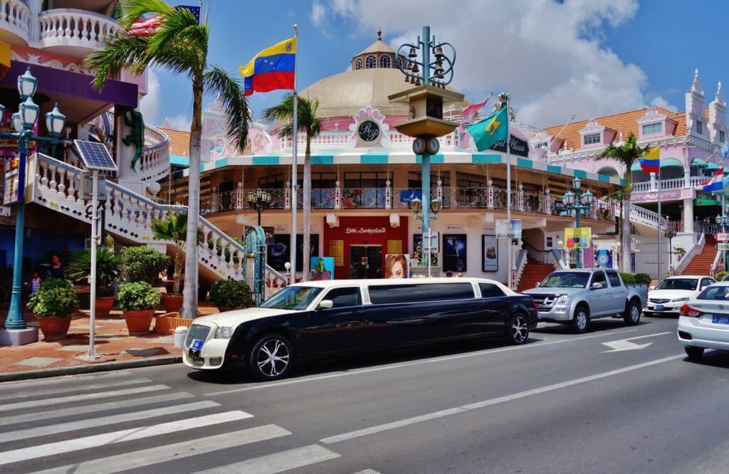 Aruba: ontdek Oranjestad en Sunrise City