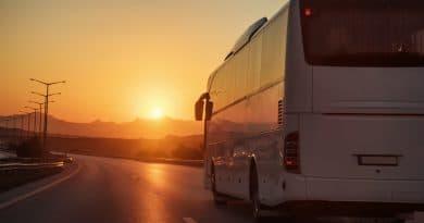 3x busreizen boven andere vervoersvormen