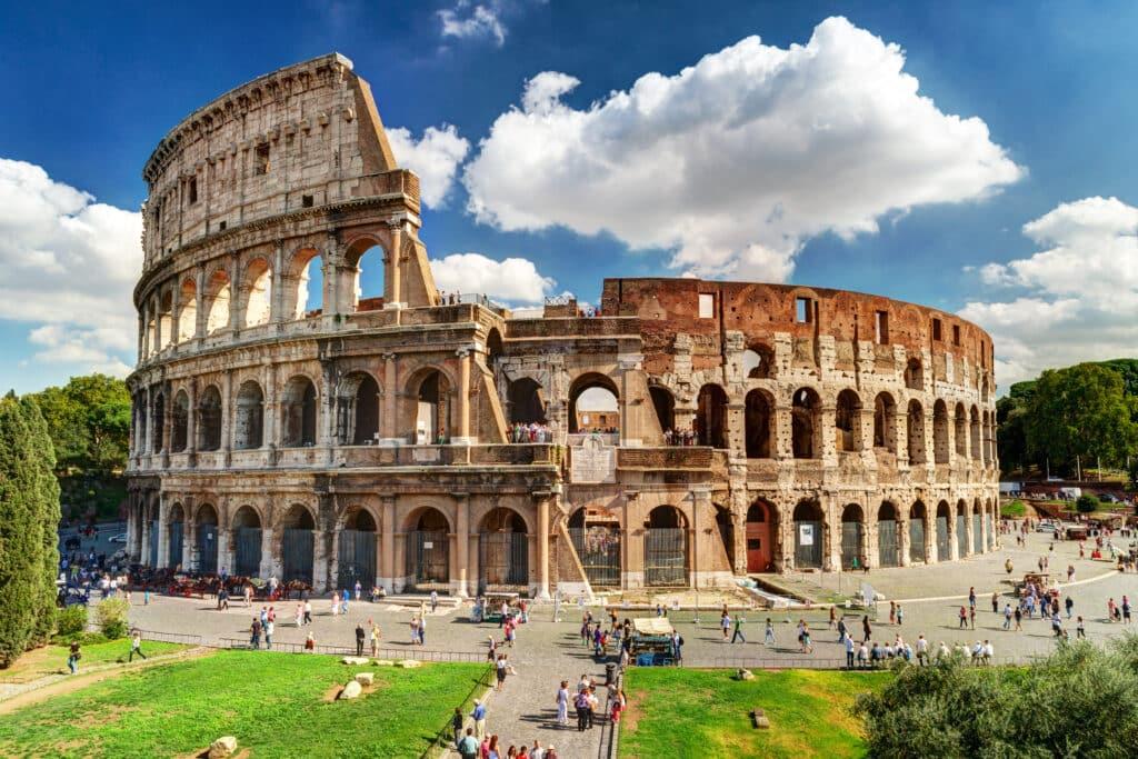 Rome, 4