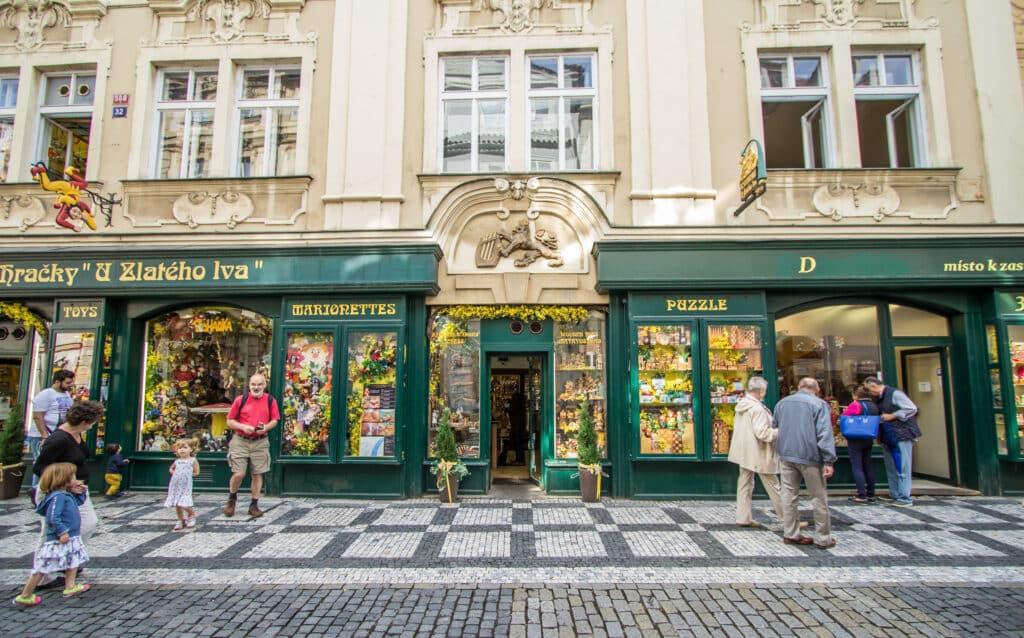 De leukste souvenirs uit Tsjechië