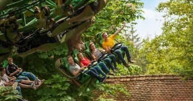 Europa-Park valt in de prijzen tijdens vakbeurs