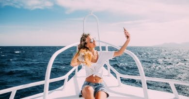 Smartphones, selfies en wifi belangrijk op vakantie