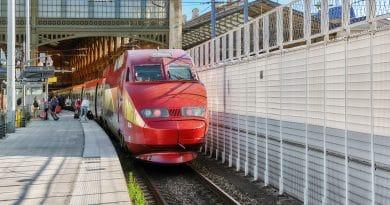Thalys kondigt nieuwe tarieven aan
