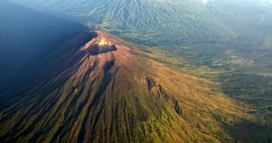 Vulkaan dreigt uit te barsten op Bali