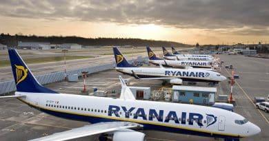 Ryanair verlaagt tarieven check-in bagage