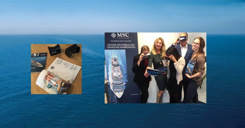 MSC virtual reality