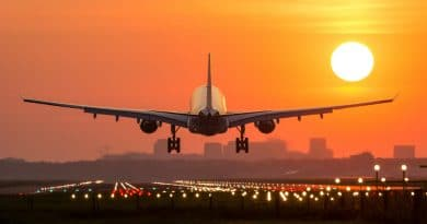 Vliegtuig van Air France maakt noodlanding