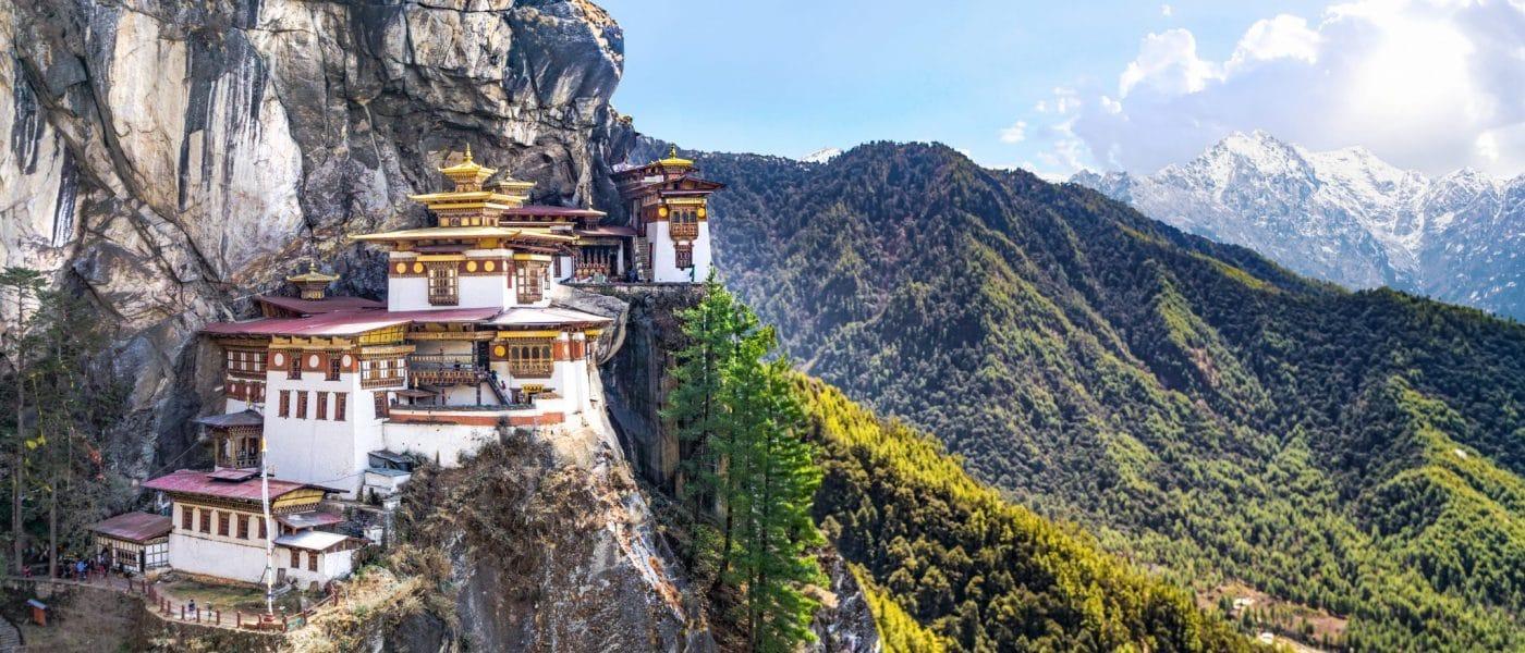 Top 10 meest verrassende bestemmingen: Bhutan