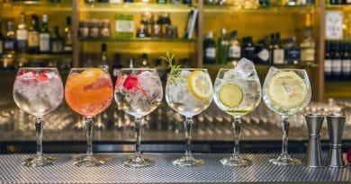 De wereld rond met de beste gin tonics