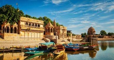 Top 10 bijzondere bestemmingen: Rajasthan #8