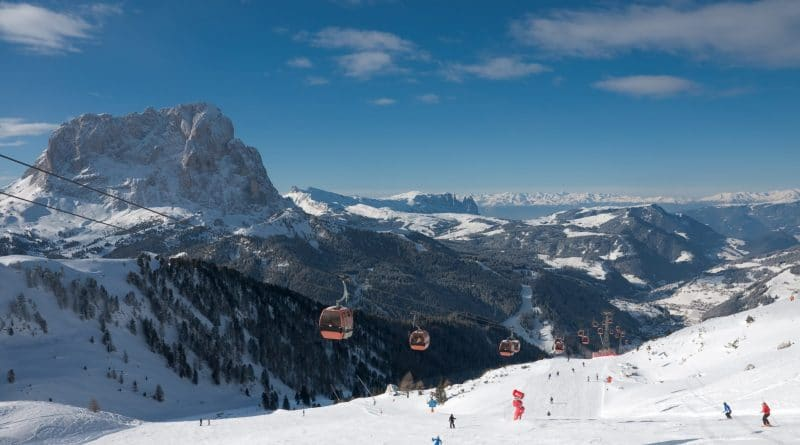 7x de mooiste skigebieden in Europa