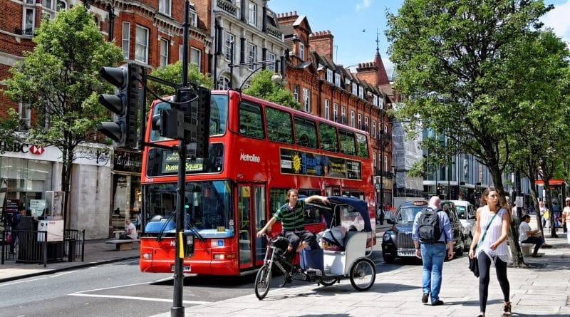 Openbaar vervoer of taxi? De tarieven voor Europese steden