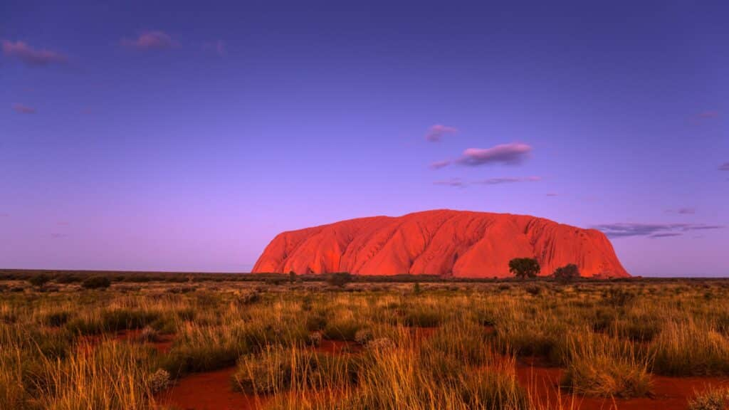 Rotsformatie Uluru vanaf 2019 niet meer te beklimmen