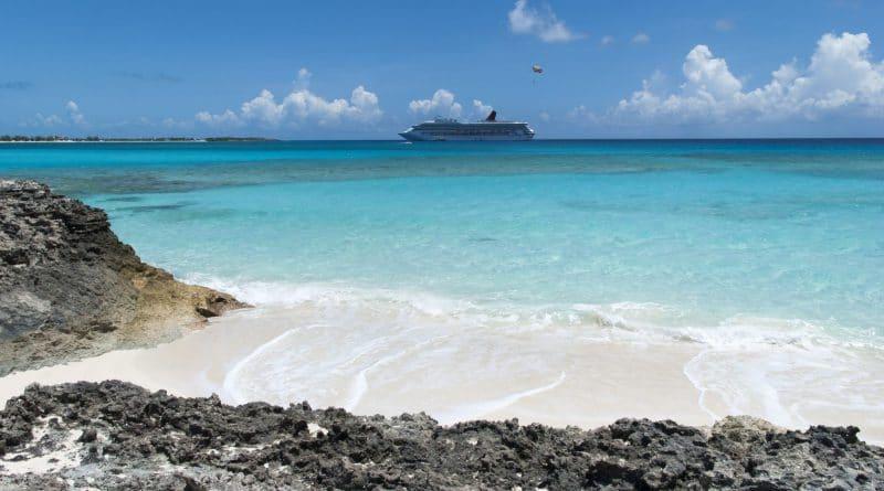 Cruise de zon tegemoet in het Caribisch gebied