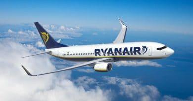Ryanair lanceert weeklange Black Friday-aanbieding
