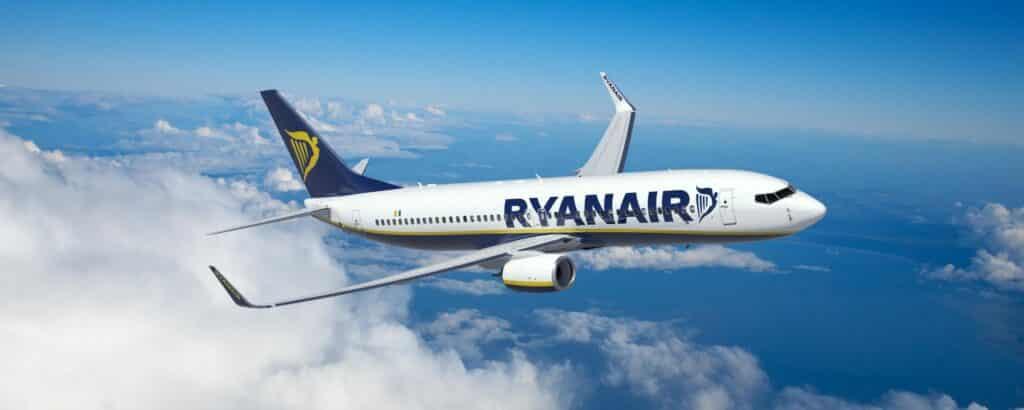Ryanair lanceert week-lange Black Friday-aanbieding