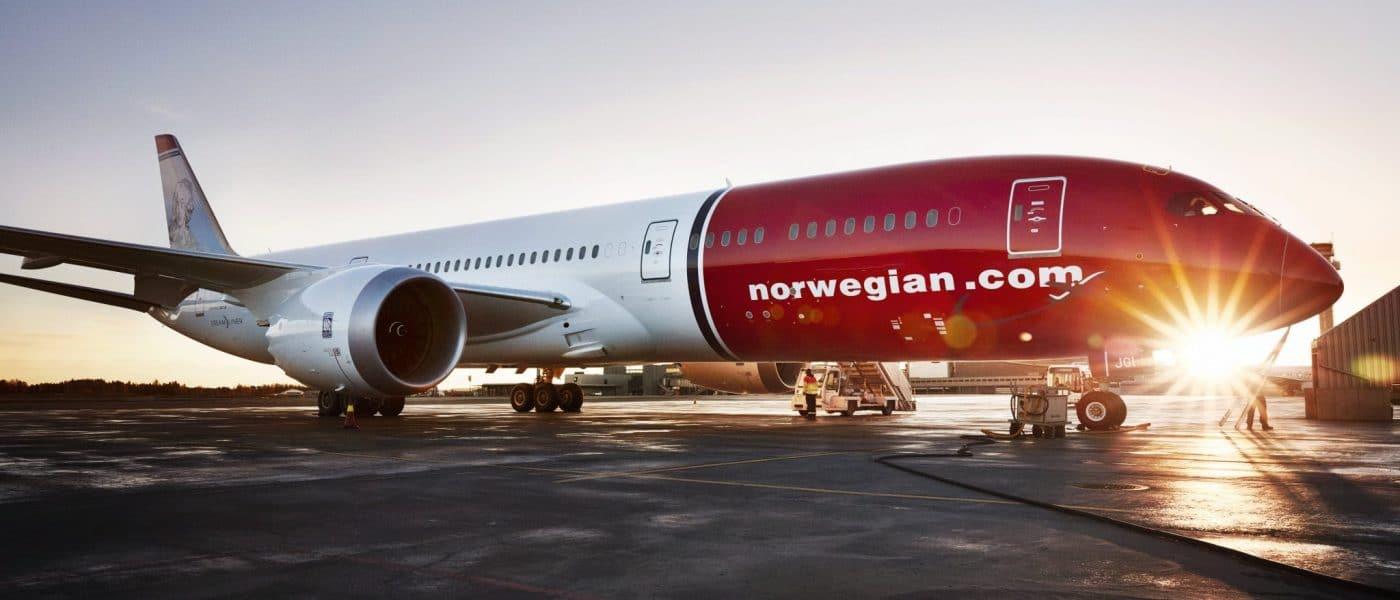 Nieuw: Norwegian Air van Schiphol naar New York