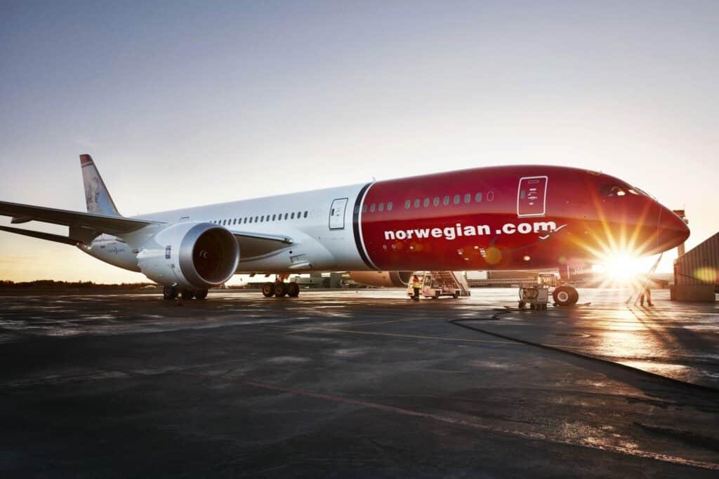 Nieuw: van Schiphol naar New York met Norwegian Air