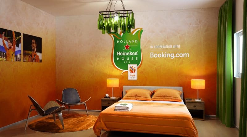 Grijp je kans: overnacht in het Holland Heineken House
