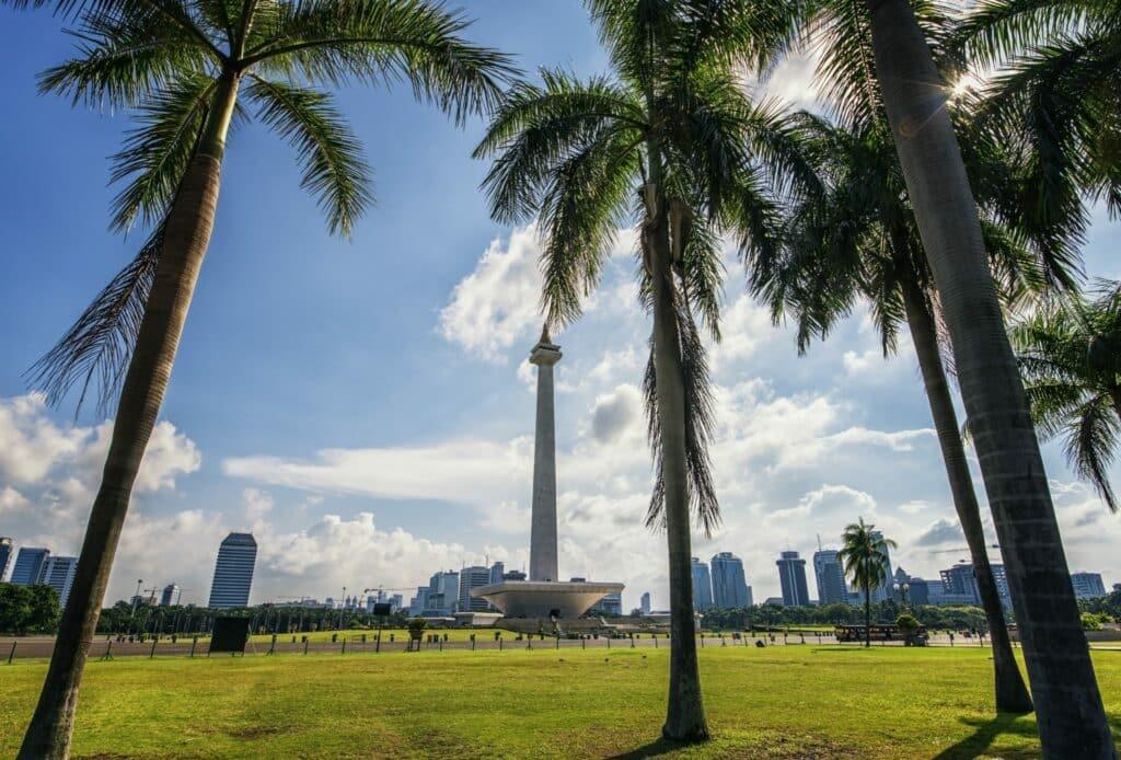 Retourtje Jakarta vanaf minder dan zeshonderd euro
