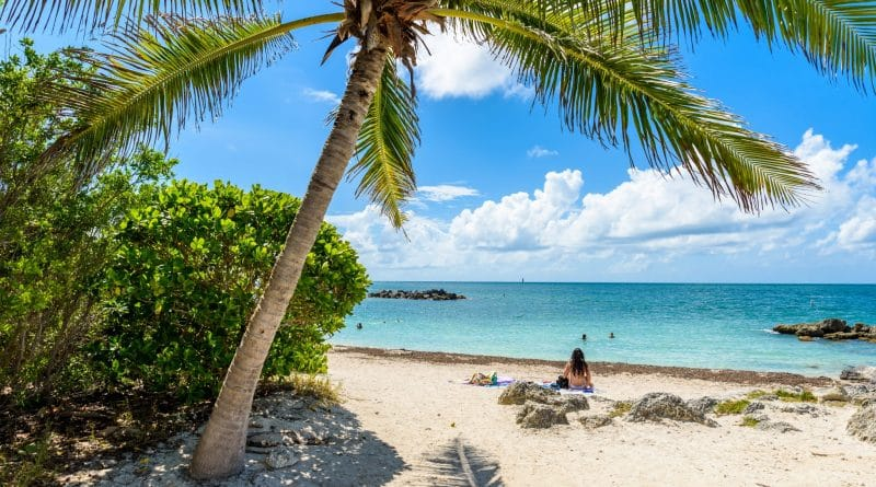 Top 10 beste winterzonbestemmingen: Key West #9