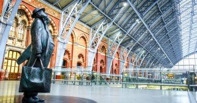 Van Rotterdam naar Londen met supersnelle trein