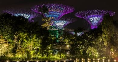 Top 10 beste winterzonbestemmingen: Singapore City #8