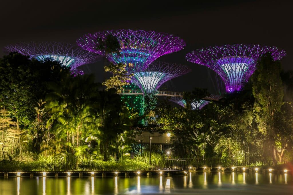 Top 10 beste winterzonbestemmingen: Singapore City #8