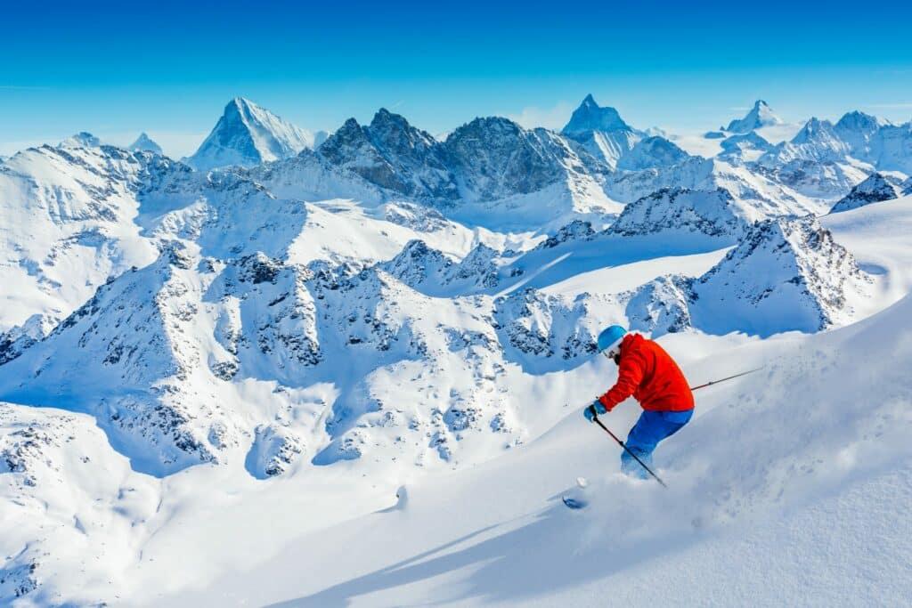 In deze skigebieden ga je het voordeligst op wintersport