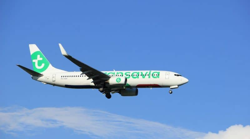 Breng jij Transavia's gloednieuwe Boeing 737-800 thuis?