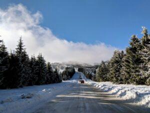 Is jouw auto goed voldoende uitgerust voor de wintersport?