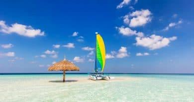 10x de coolste watersporten op de Malediven