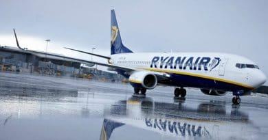 Vlieg met RyanAir door heel Europa vanaf 20 euro