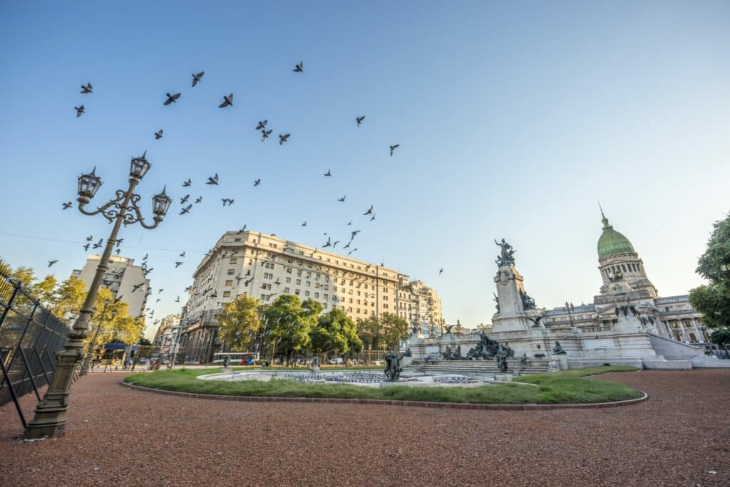 Top 10 beste winterzonbestemmingen: #2 Buenos Aires