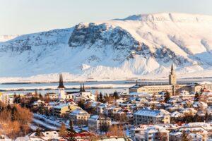 Reykjavik is de groenste stad ter wereld