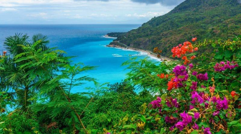 Erop uit in de wildernis op de Dominicaanse Republiek