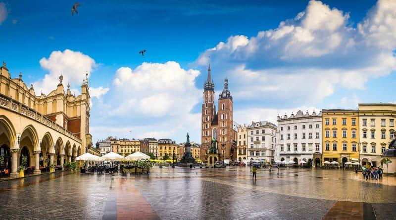 Citytrip Krakau: top 10 bezienswaardigheden