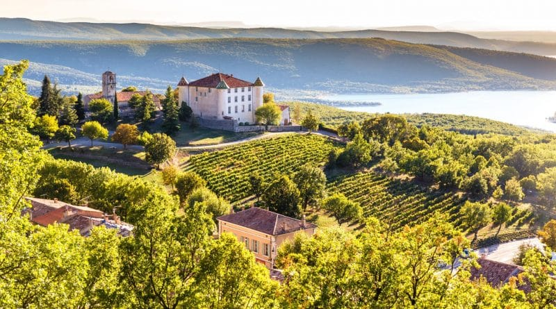 Reizen en wijnen komen samen in Frankrijk