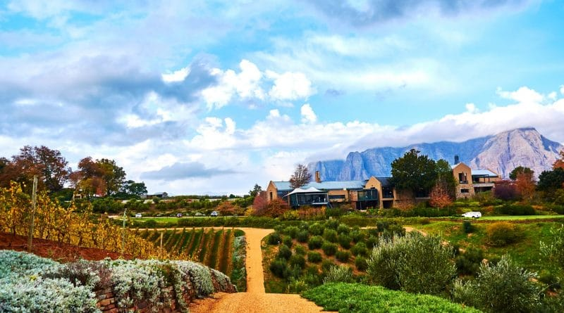 6x wine & dine langs de Zuid-Afrikaanse westkust