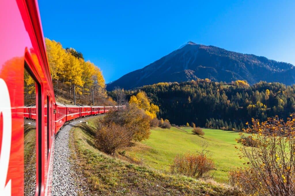 8x legendarische treinreizen die op je lijstje horen