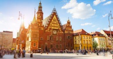 Wroclaw: het Venetië van Polen