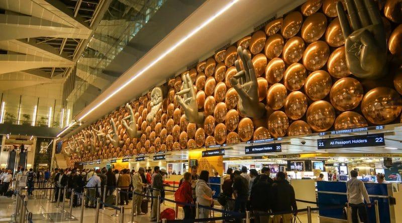 6x bijzondere luchthavens in India