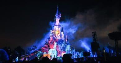 Voor op de bucketlist: dansen in Disneyland