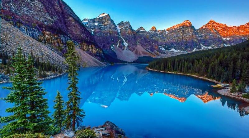 Glamping midden in de Canadese natuur
